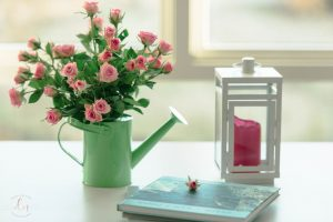 Pulang kantor suami bawakan bunga...ini mukjizat!